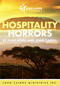 Hospitality Horrors Booklet